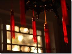 北京胡同四合院青年客栈-宫灯