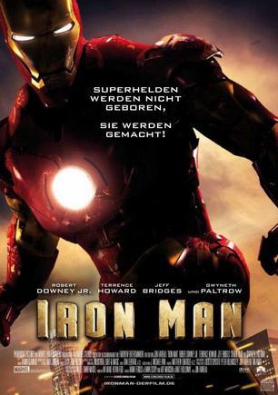 钢铁侠 Iron Man
