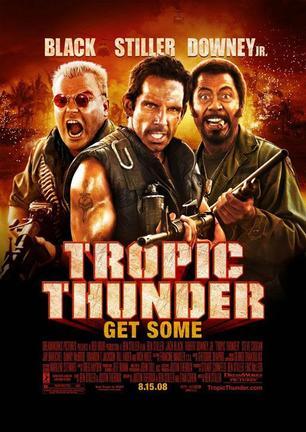 热带惊雷 Tropic Thunder