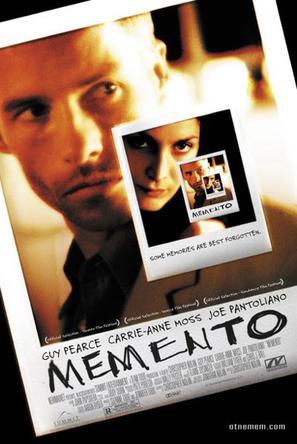 记忆碎片 Memento