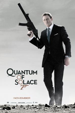 007大破量子危机 Quantum of Solace